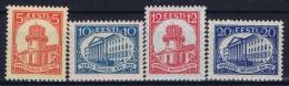 Estland Estonia Estonie: Mi 94 - 97 MNH/**/postfrisch/neuf Sans Charniere 1932 - Estland