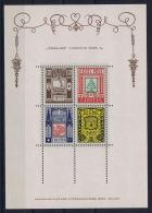 Estland Estonia Estonie: Mi Block Nr 1   MNH/**/postfrisch/neuf Sans Charniere  1938 - Estonie