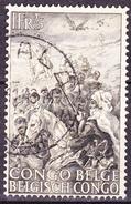 Belgisch-Kongo Congo Belge - Sklavenbefreiung (Mi.Nr.: 260/2) 1947 - Gest. Used Obl. - Congo Belga