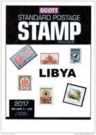 2017, Catalogue Scott Libya, Edition Digitale, Fichier PDF. 35 Mo, - Libia