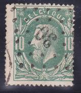 N° 30 BASECLES  Lp. 30  - COBA +12 - 1869-1883 Léopold II