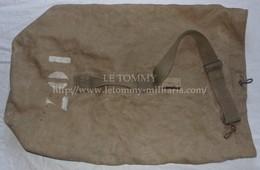 Kit-Bag /Sac à Paquetage Modèle 45 Armée Française Indochine/Algérie Indo - Equipement