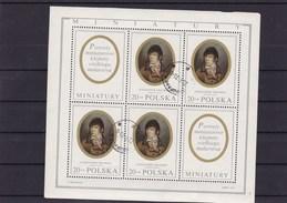 POLOGNE :Alexandre Orlouski : Y&T :o : 1866 - Blocks & Sheetlets & Panes