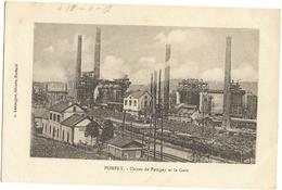54- POMPEY -  Usine  De Pompey Et La Gare   43 - Otros Municipios