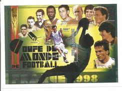 1996 Mali World Cup Football Souvenir Sheet Of 1 MNH - Mali (1959-...)