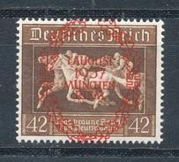 Deutsches Reich 649 ** Mi. 75,- - Nuovi