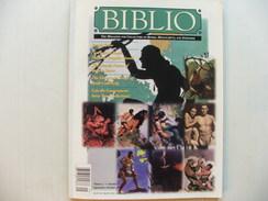 Tarzan  Revue Biblio En Anglais 1 Article Consacré à Edgar Rice Burroughs 1996 - Livres, BD, Revues