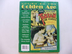Tarzan  Revue Films Of Golden Age En Anglais 1996 - Livres, BD, Revues