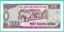 1000 Dông - Viêt-Nam - N° JZ 1161936 - 1988 - Neuf - - Vietnam