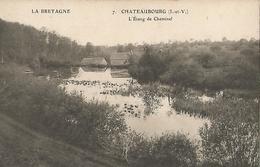 CHATEAUBOURG L Etang De Cheminel - Other Municipalities