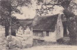 29-----DAOULAS---chapelle Et Fontaine Des Fleurs--voir 2 Scans - Daoulas