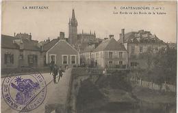 CHATEAUBOURG Les Bords Vu Des Bords De La Vilaine - Other Municipalities