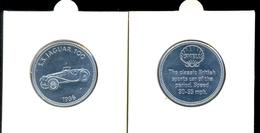 NETHERLANDS * SHELL MEDAL * S.S. JAGUAR 100 - [ 6] Commerciële Munten