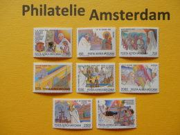 Vatican 1986, POPE JOHN PAUL II, PAPAL VISITS: Mi 899-06, ** - Pausen