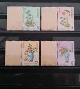 Taiwan (Formosa), 2002, Mi: 2734/37 (MNH) - Altri
