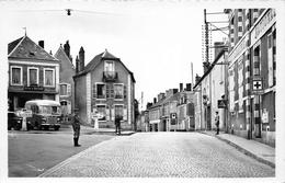 ¤¤  -  8070   -  LA FERTE-BERNARD   -  Gendarmerie Et Rue Gambetta   -  ¤¤ - La Ferte Bernard