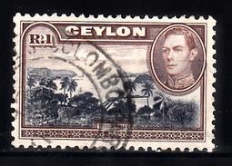 Ceylon - Sri Lanka 1938 Mi Nr 240 - Ceylon (...-1947)