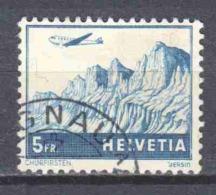Switzerland 1941 Mi 394 Canceled