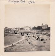 BATZ (44 Loire Atlantique) LE BOURG 1922- PHOTO -dim 6x6,3 Cms - Lieux