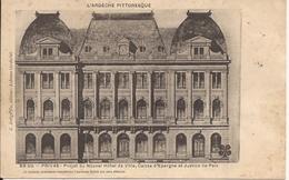 PRIVAS : Projet Hotel De Ville - Privas