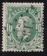 N° 30  FONTAINE-L'EVQUE  Lp. 132 - COBA + 2 - 1869-1883 Léopold II