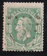 N° 30  GENAPPE  Lp. 145 - COBA + 8 - 1869-1883 Léopold II