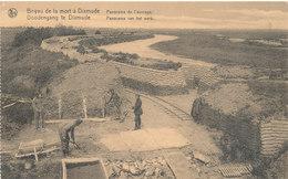 DIKSMUIDE / 1914-18 / DE DODENGANG / BOYAU DE LA MORT / PANORAMA VAN DE WERKEN / SPOORBAAN / DE IJZER - Diksmuide