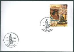 4403 Hungary SPM History Personality Royalty King Military Philately Ladislav - History