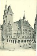 Aachen Verwal Tungsgebaude - Aken