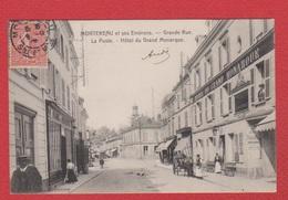Montereau  --  Grande Rue - Montereau