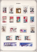 Russie URSS - Collection Vendue Page Par Page - Timbres Neufs */** / Oblitérés- Qualité TB - 1923-1991 USSR