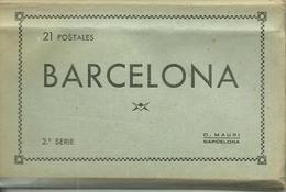 Barcelona 21 Postales Cartes Photos - Barcelona