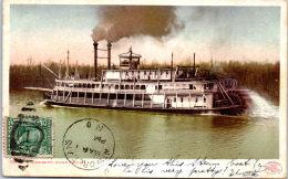 USA - LOUISIANE - Mississippi River Boat - Etats-Unis