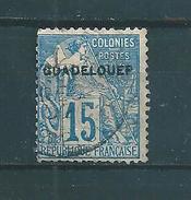 Colonie Timbre De Guadeloupe De 1900/01  N°19aD   Variétée  (guadelouep) - Guadeloupe (1884-1947)