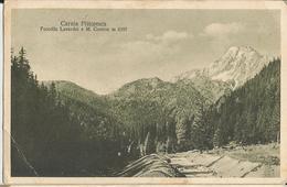 CARNIA PITTORESCA (UDINE) FORCELLA LAVARDET E M.CORNON  -FP - Udine