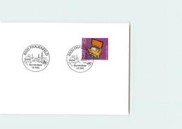 HELVETIA -   FRAUENFELD   Bundesfeier  '85 - Storia Postale