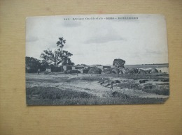 Soudan: Carte Postale Ancienne D'Afrique Occidentale - Koulikoro - Soudan