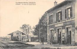 70 - HAUTE SAONE / Citers - La Gare De Citers Quers - Autres Communes