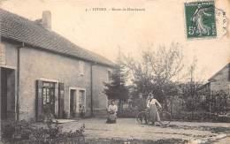 70 - HAUTE SAONE / Citers - Route De Dambenoit - Beau Cliché Animé - Autres Communes