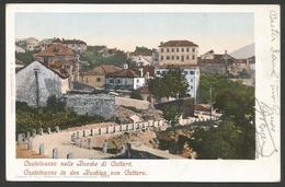 Montenegro-----Kotor (Cattaro)------old Postcard - Montenegro