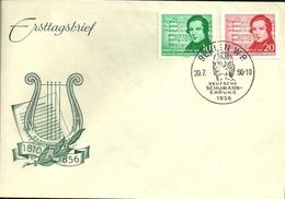 DDR 1956, Nr. 528/29 - [6] République Démocratique