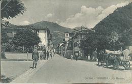 TOLMEZZO CARNIA (UDINE) VIA MAZZINI   -FP - Udine