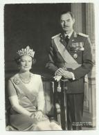 LE GRAND DUC ET LA GRANDE DUCHESSE DE LUXEMBOURG  NV FG - Royal Families