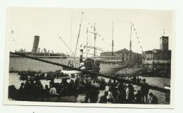 FOTO CIIVTAVECCHIA FESTA DELLA SANTA 27 APRILE 1930  CM.11X6,5 - War, Military