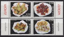 MONACO 2005 SERIE - Y.T. N° 2489 A 2492 - 4 TP NEUFS ** - Monaco