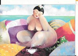 Cartoline Esposizioni Artistiche-anna Antola 1991 La Galeria Barcon Milano - Esposizioni