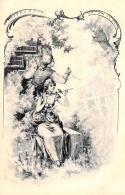 [DC3925] CPA - CARTOLINA ILLUSTRATA COPPIE - Non Viaggiata - Old Postcard - Coppie