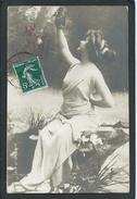 FEMME...RAISIN.. REUTLINGER...C2134 - Nus Adultes (< 1960)