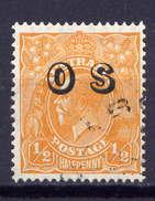 Australien Dienst Nr.II 7           O  Used                (1182)