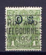 Australien Dienst Nr.II 8           O  Used                (1183)